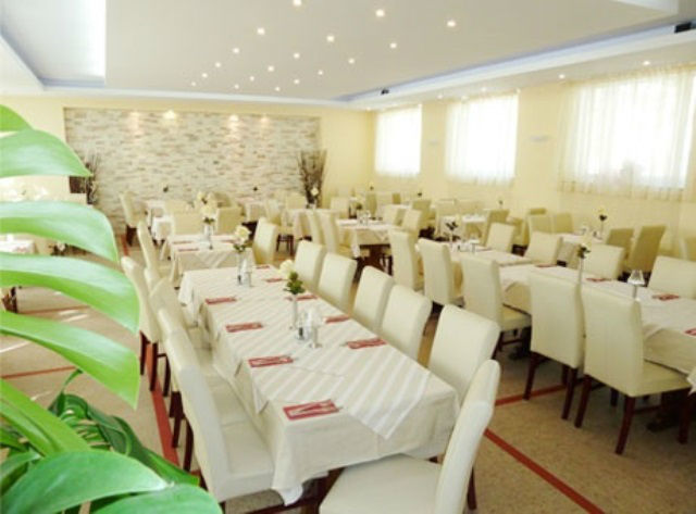 Beispiel: Restaurant, Foto: Eventhalle Gartenstadt.
