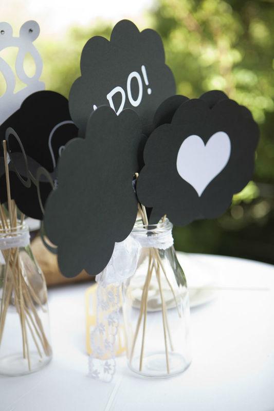 Photo Booth - Deco Romantica