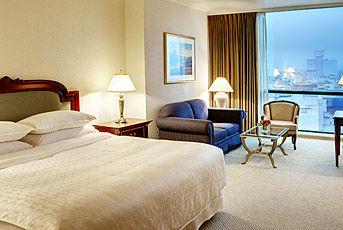Boda en el Hotel Sheraton de Monterrey