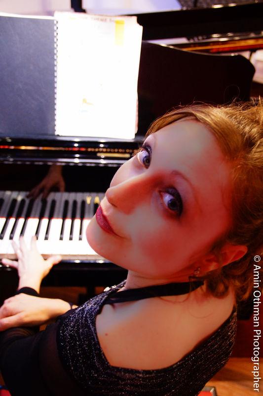 Mariangela Ungaro - pianista e compositrice