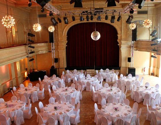 Beispiel: Hilfe bei der Suche nach der perfekten Hochzeitslocation, Foto: JaSager Berlin.