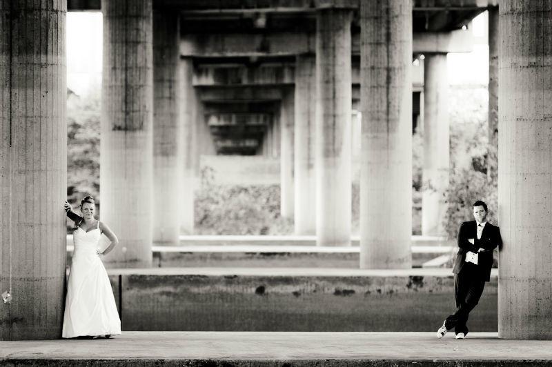 Beispiel: Ihre Hochzeit in Bildern festgehalten, Foto: Patrick Ludolph.