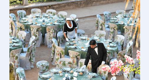 Grupo La Toja Catering