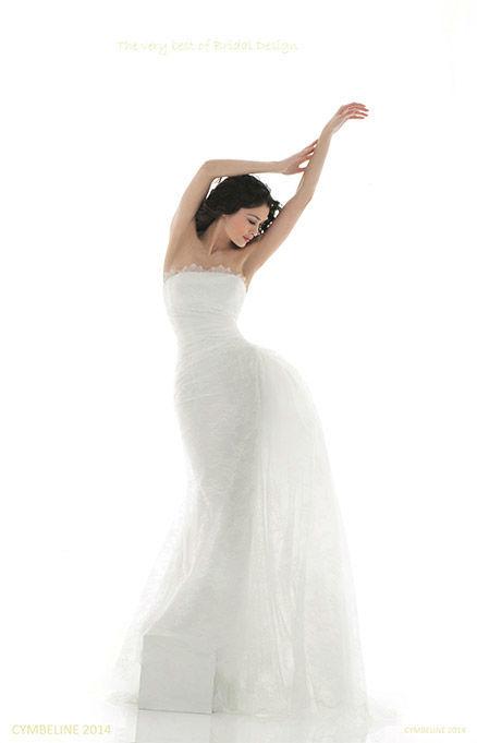 Beispiel: Traumhafte Kleider, Foto: Hochzeitssalon Jereb.