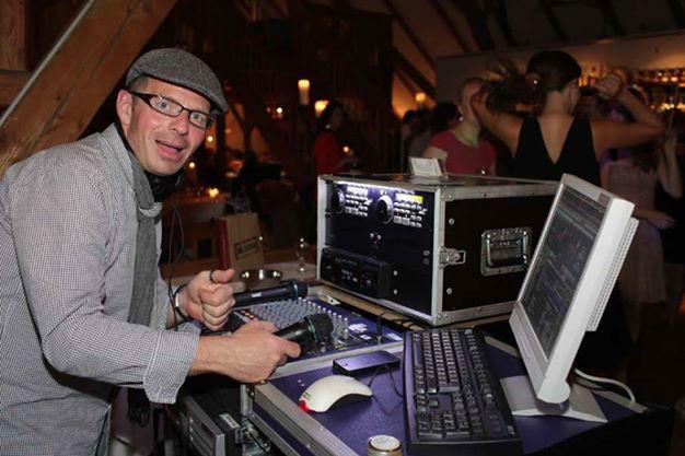 Beispiel: DJ Seron der Stimmungsmacher, Foto: DJ Seron.