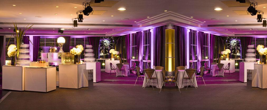 Le Pavillon Gabriel - Salon Gabriel et Concorde
