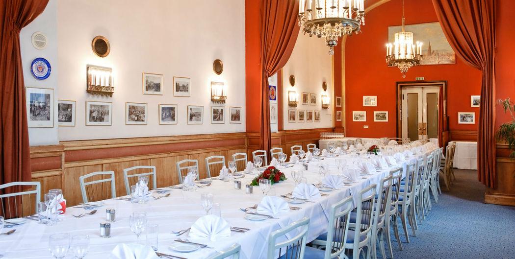 Beispiel: Votiv Saal, Foto: Hotel Regina.