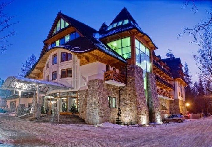 Hotel Crocus w Zakopanem