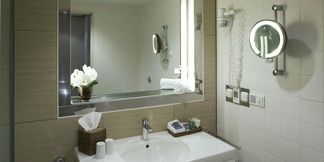 Beispiel: Badezimmer, Foto: Grand Hotel Esplanade Berlin.