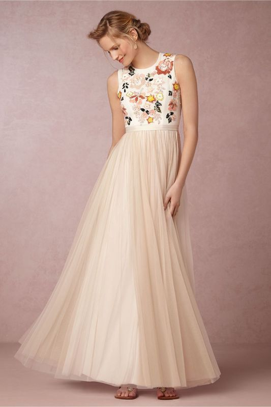 BHLDN Trailing Floral