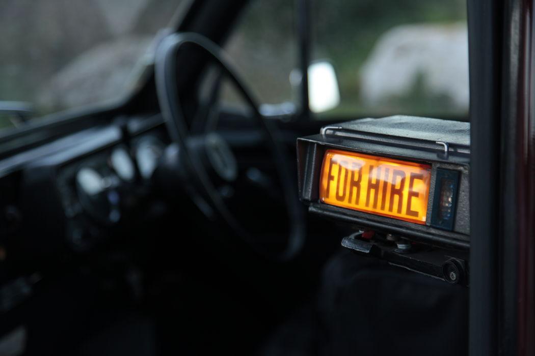 Taxi anglais voiture mariage paca