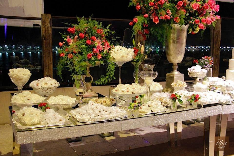 Ilha Buffet. Foto: LG Fotografia