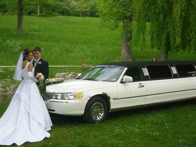 Beispiel: Einmaliges Fotomotiv, Foto: Action Limousine.