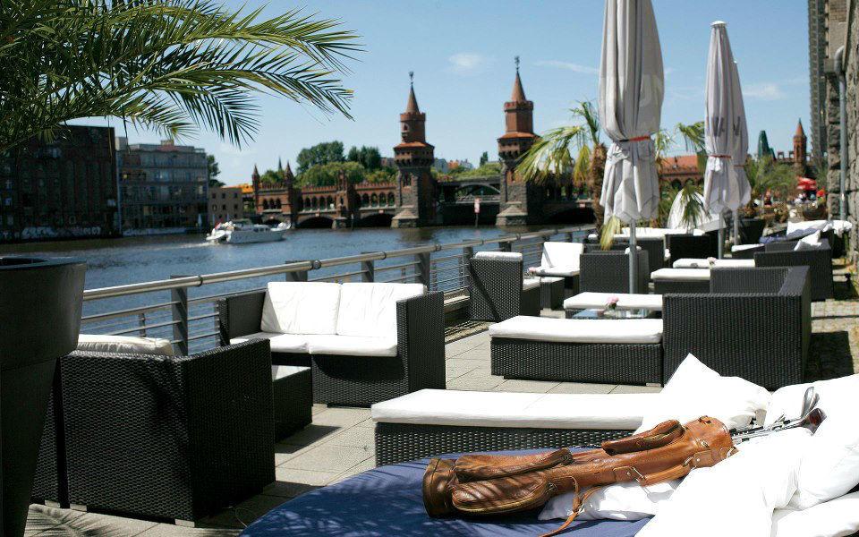Beispiel: Terrasse, Foto: Capitol Yard Golf Lounge.