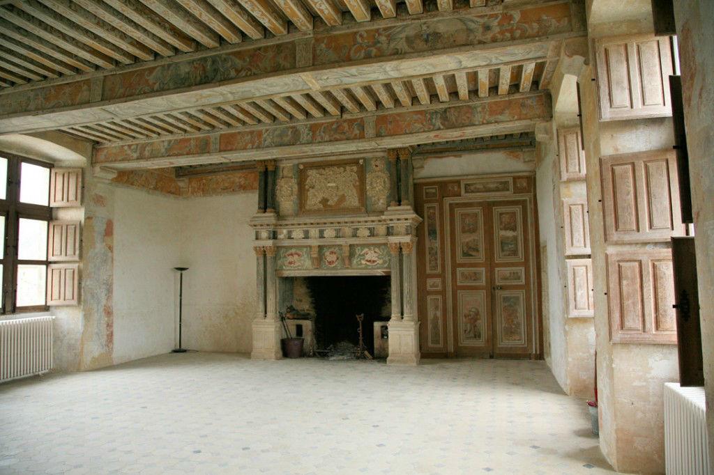 Château de Crosville sur Douve