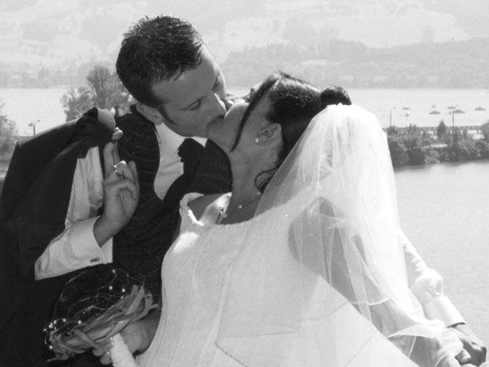 Beispiel: Hilfe bei der Wahl des Hochzeitsfotografen, Foto: Trau Atelier.