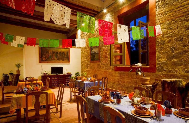 Hacienda Santa María Xalostoc en Tlaxcala