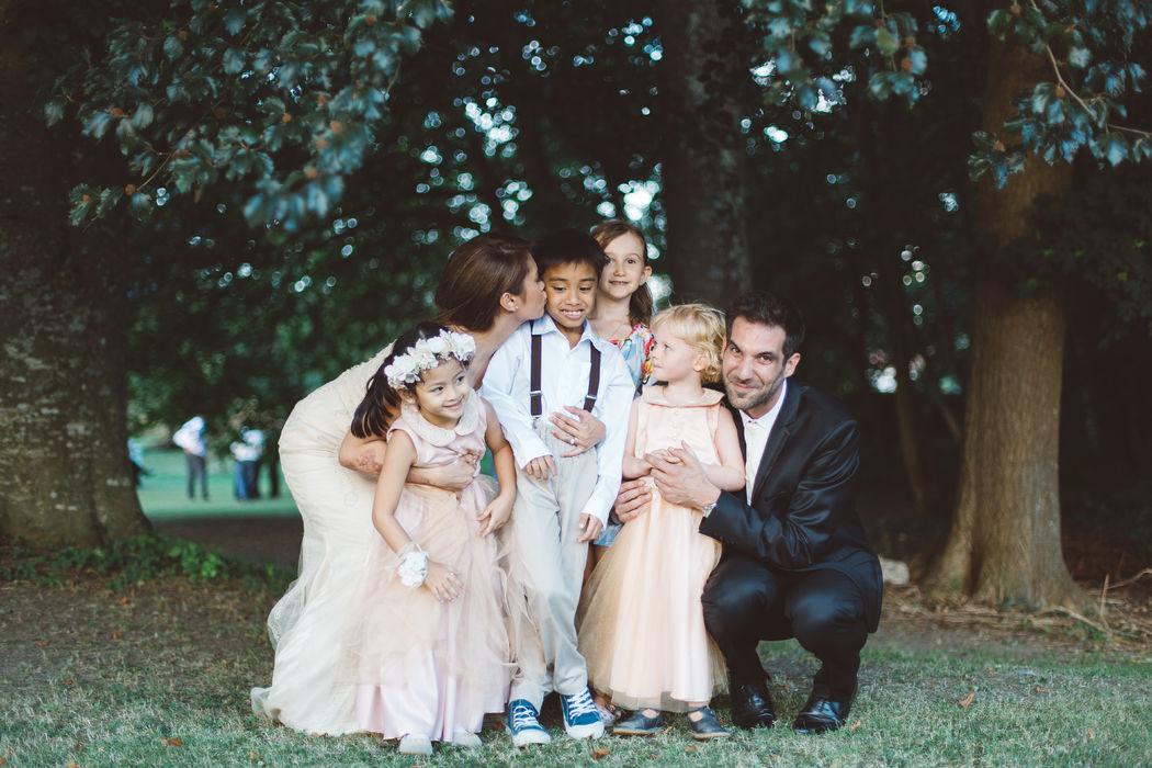 Organisation mariage Nancy pour Marga & Thibault - Photos de famille