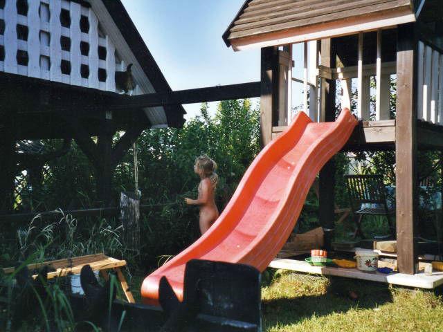 Beispiel: Kinderspielplatz, Foto: Landhaus Schwerin.