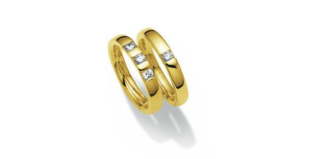 Beispiel: Lassen Sie sich kompetent beraten, Foto: Juwelier Nadler.