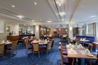 Beispiel: Restaurant, Foto: Holiday Inn Hotels.