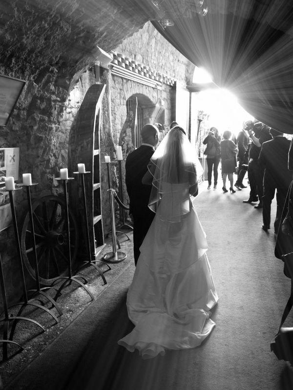 Beispiel: Perfekte Hochzeitsfeier, Foto: Romina Certa Weddings & Events.