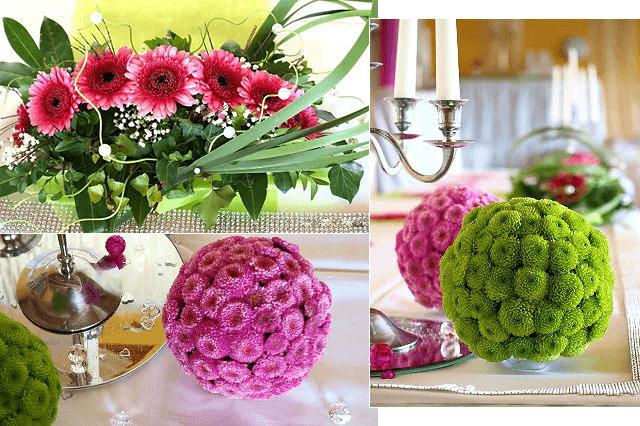 Flores para todo tipo de eventos