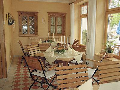 Beispiel: Räumlichkeiten für Ihre Hochzeit, Foto: Landgasthof Reisinger.