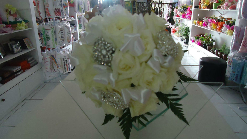Flor de Macaxeira Floricultura