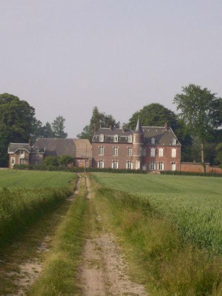 Le château de Valliquerville