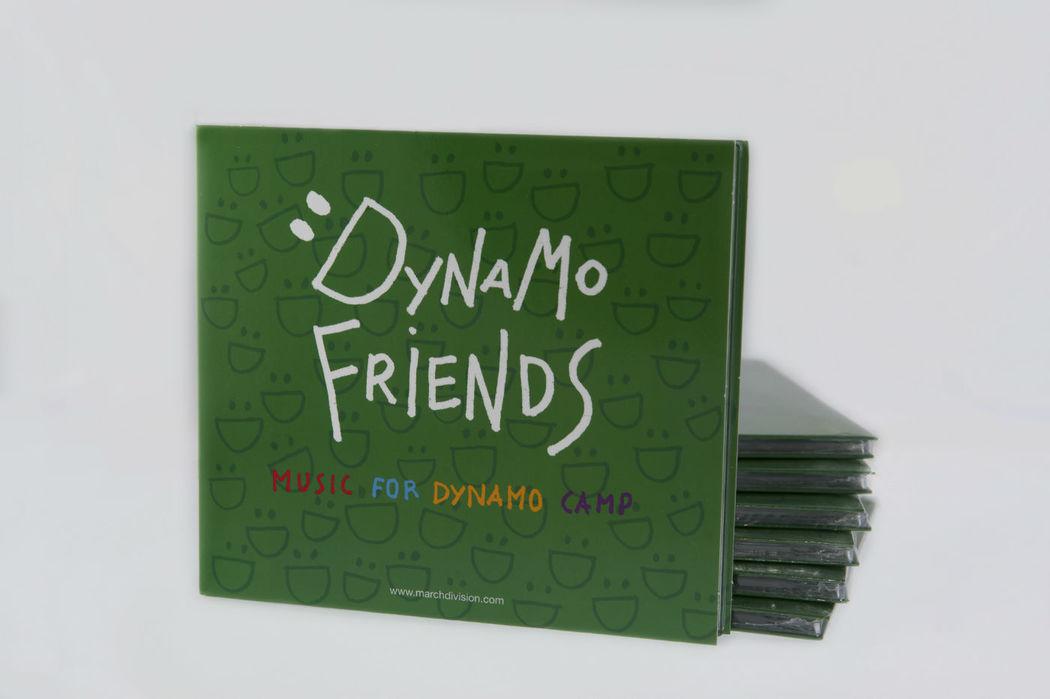 Cd Dynamo Friends...la musica per la solidarietà!