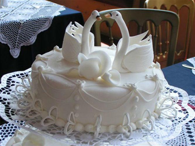 Beispiel: Meisterliches Handwerk, Foto: Tortenkunst.