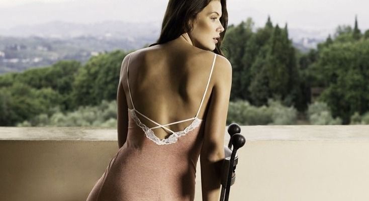 Janina Lencería