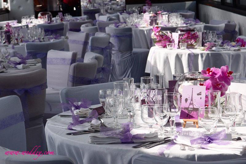 Salle de réception mariage Weddzy