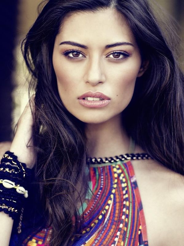 Margarida, Central Models Lucília Lara- Make Up Foto: João Portugal