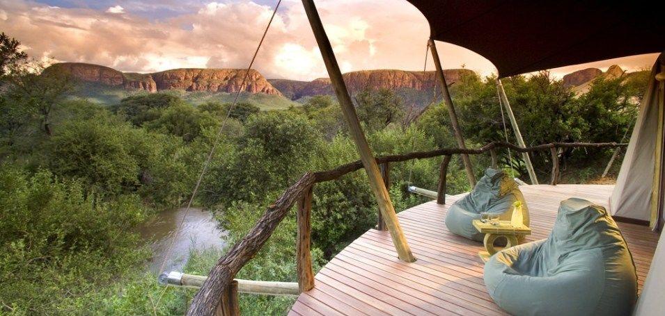 Abenteuer und Luxus, Südafrika - Marataba Lodge