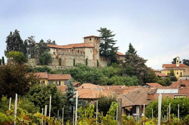 Castello di Moncrivello
