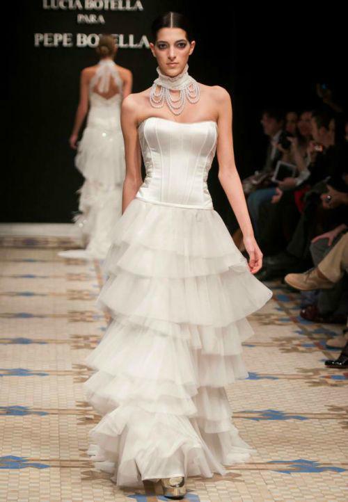 Vestidos de novia - Foto Pepe Botella