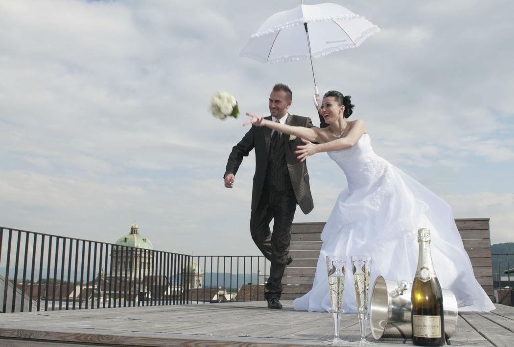 Beispiel: Planung und Organisation Ihrer Hochzeit, Foto: Drei Haselnüsse.