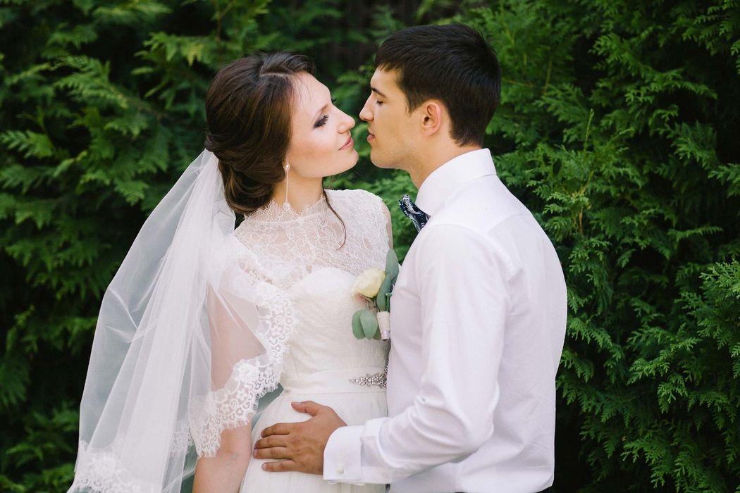 Свадебная фотосессия в Абрау-Дюрсо