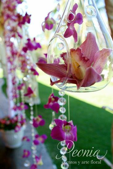 Detalles especiales. Peonia Eventos y Arte Floral