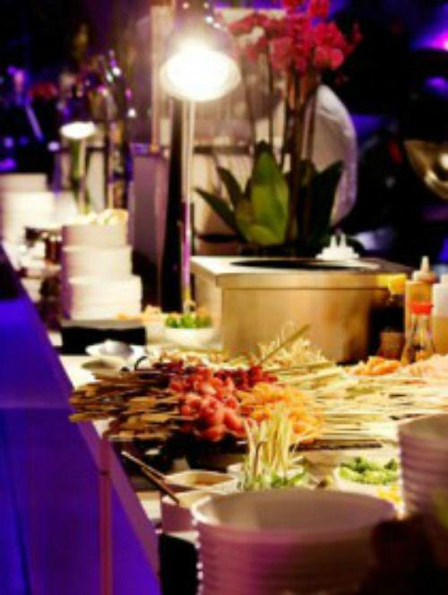 Beispiel: Buffet, Foto: eat. fine Catering.