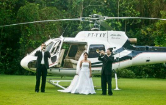 Helicópteros para casamentos   www.lifetourexpress.com.br