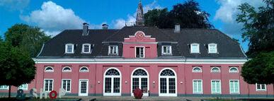 Beispiel: Schloss Oberhausen, Foto: Schloss Gastronomie Kaisergarten.
