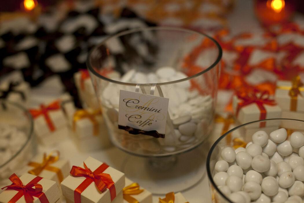Matrimonio autunnale - Confettata