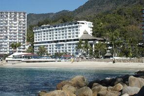 Boda en la Playa de Vallarta en el hotel Presidente Intercontinental