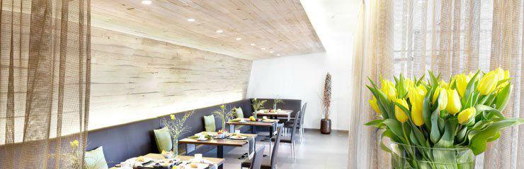 Beispiel: Restaurant, Foto: Alpen Adria.