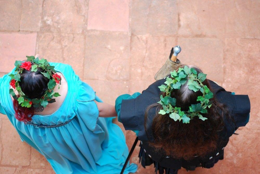 Organizamos también bodas medievales