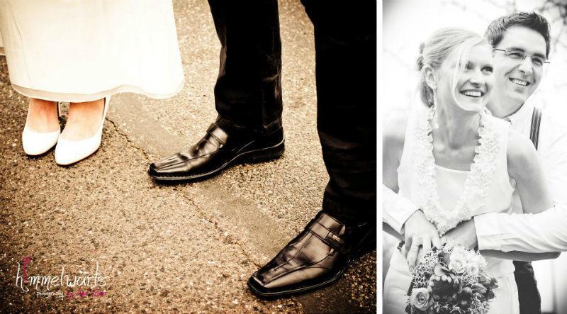 Beispiel: Hochzeitsfotografie, Foto: Almut Buchwitz Fotografie.