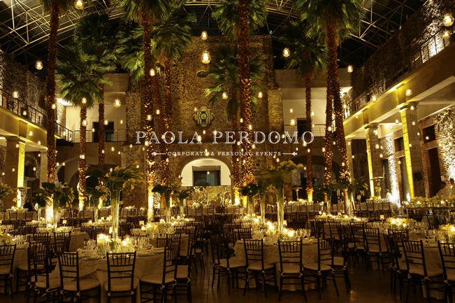 Ambientación y decoración de bodas. Foto: Paola Perdomo